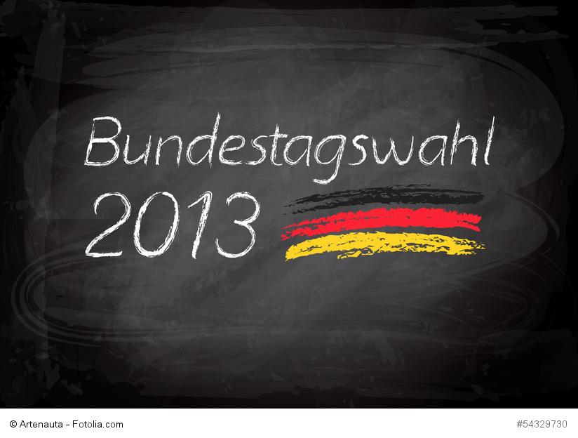 Informationen zur Bundestagswahl 2013 [AStA-Wiki]
